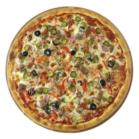 Пицца Болоньезе 33см (650гр)