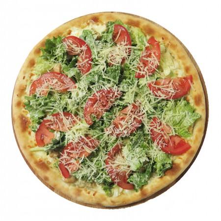Пицца Цезарь 33см (680гр)