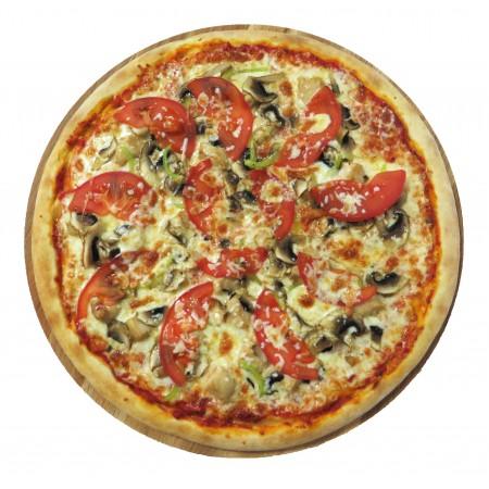Пицца Деревенская 33см (720гр)