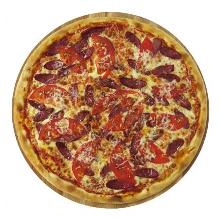 Пицца Охотничья 33см (650гр)