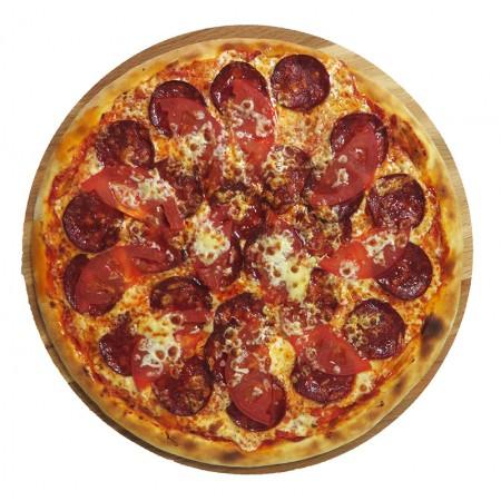 Пицца Пепперони 33см (605 гр)