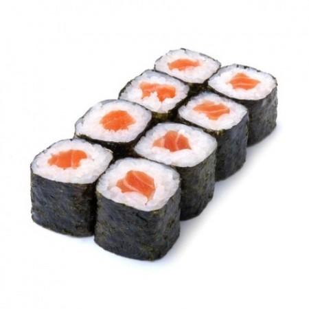 Маки копчёный лосось